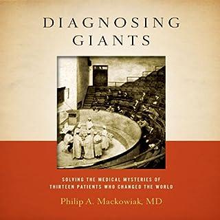 Diagnosing Giants audiobook cover art
