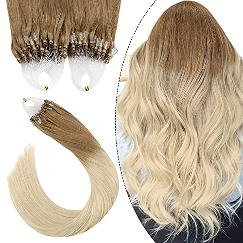 Ugeat Micro Loop 100% Human Hair Extensions