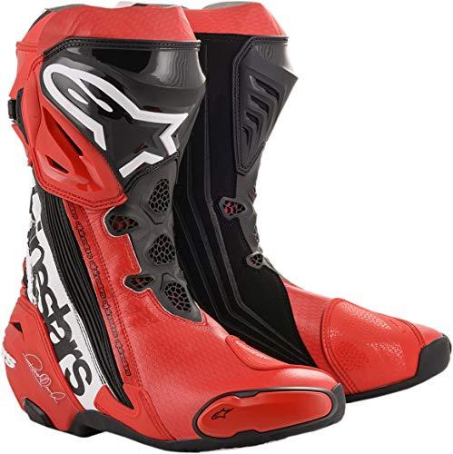 Alpinestars Racing - Stivali da moto Supertech R Boots X Mamola Limited Edition