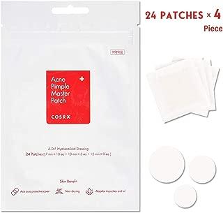 コスアールエックス アクネ ピンプル マスターパッチ 4枚 [ Cosrx Acne Pimple Master Patch (4set) ] [FBA only] [並行輸入品]