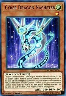 Cyber Dragon Nachster - DUPO-EN036 - Ultra Rare