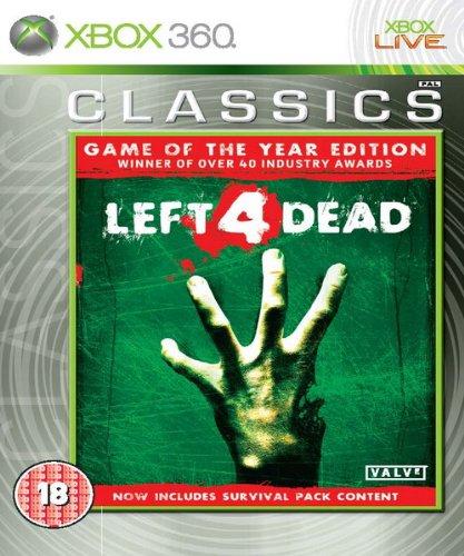 Left 4 Dead - Classics Edition (Xbox 360) [Importación inglesa]
