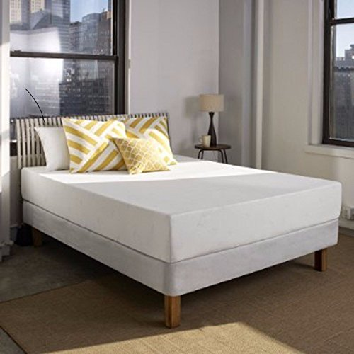 Buy Discount 11 Inch Flipable Double Sided Memory Foam & High Density Foam Mattress Size Cal King