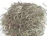 BAOSHISHAN Pasadores de acero inoxidable para pulir vasos magnéticos, 0,8 x 8 mm, 1 kg