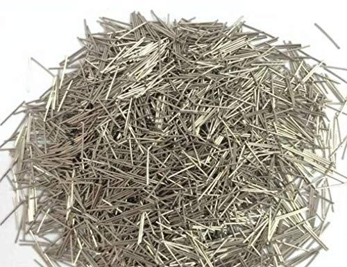 Clavos de acabado de acero inoxidable para magnético Tumbler pulidora pulido pins 1,20x 5/8/10mm (1,20x 5mm)