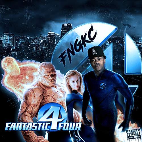 Fantastic 4 [Explicit]