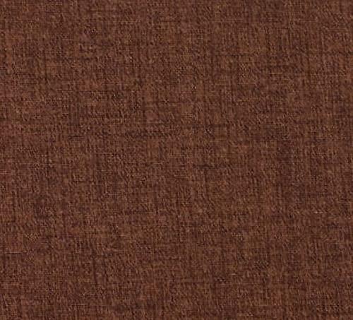 Funda para balancín de 4 plazas de algodón para decoración de exteriores (marrón)
