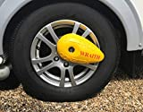 Milenco Wraith Wheel Clamp