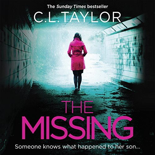 Couverture de The Missing