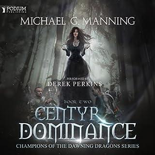 Page de couverture de Centyr Dominance