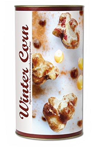 Gourmet Popcorn zum Selber-Backen Popcorn mit Zimt und Kakao, Raffinierte Geschenk-Idee, frisch-duftend, als Party-Snack Winter Corn von Feuer & Glas