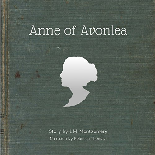 Anne of Avonlea  By  cover art