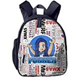 Shichangwei Sus bolsas de escuela Funneh para niñas y niños, mochila básica resistente y duradera para estudiantes