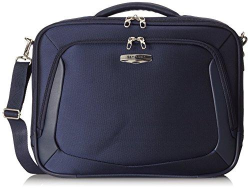 Samsonite X'Blade 3.0 Borsa Laptop Porta abiti, Poliestere, Blu, 24.5 ml, 45 cm