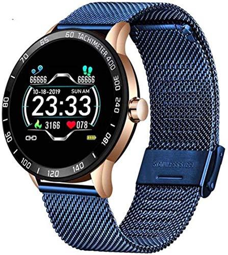 Reloj inteligente para hombre de fitness IP67, frecuencia cardíaca, podómetro de presión arterial para Android Ios, reloj inteligente GRAM-D.