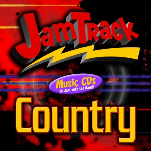 Jam Track Learn To Play Country Guitar Cd
