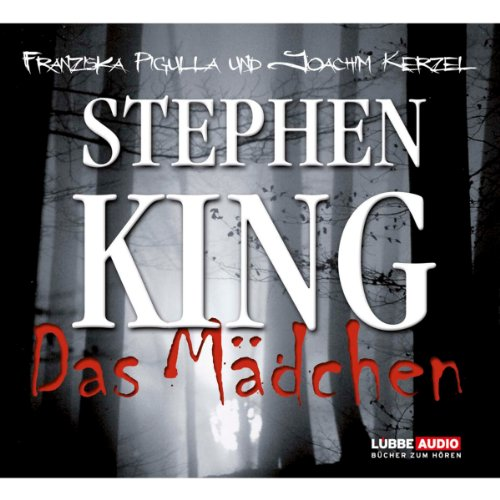 Das Mädchen Audiobook By Stephen King cover art