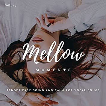 Mellow Moments - Tender Easy Going And Calm Pop Vocal Songs, Vol. 29