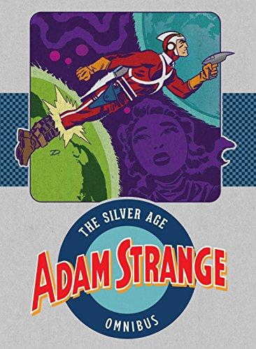 Adam Strange The Silver Age Omnibus HC