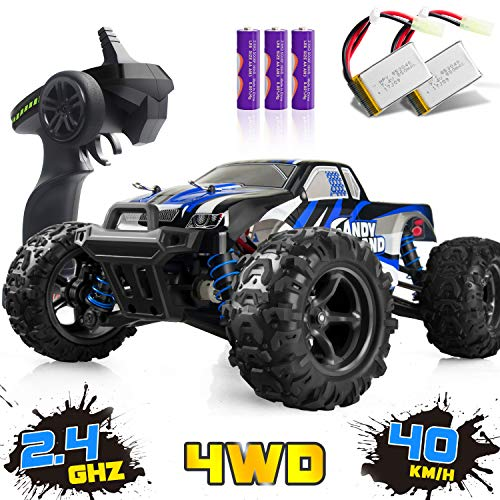 IMDEN Remote Control Car, Terrain RC Cars, Electric Remote Control Off Road Monster Truck, 1:18...
