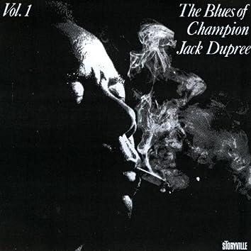 The Blues Of Champion Jack Dupree Vol. 1