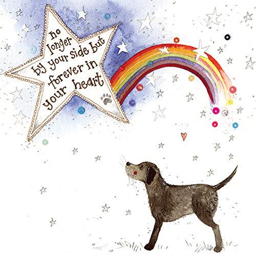 Alex Clark in Your Heart Dog Sympathy C