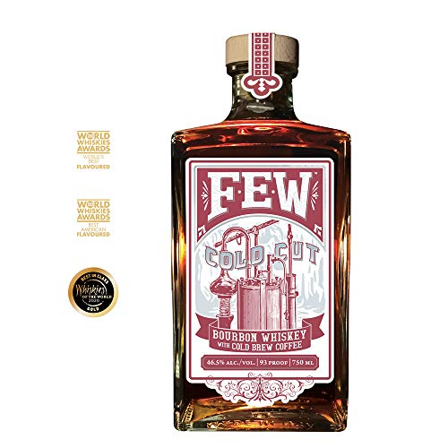 Few Spirits Few Cold Cut Bourbon With Cold Brew Coffee 46,5% Vol. 0,7L - 700 ml