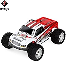 Toy, Play, Game, 70KM/H, Wltoys A979 1:18 4WD RC Car Updated Version A979-B 2.4G Radio Control Truck RC Buggy Off-Road VS Wltoys A959, Kids, Children