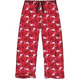 Liverpool Football Club - Pantalón de pijama para hombre, talla S, M, L, XL - rojo, S