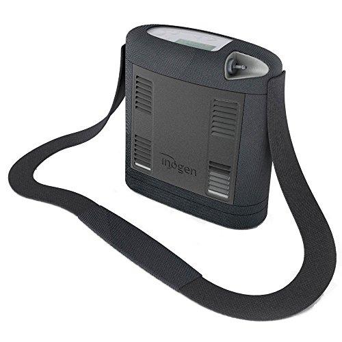 Inogen (Offizielle UK Distributor) Inogen One G3Tragbarer Sauerstoffkonzentrator mit 16Cell Akku