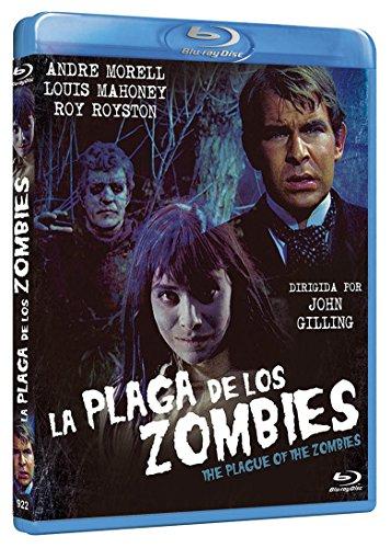 La Plaga de los Zombies BD Blu-ray