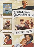 Rodgers & Hammerstein Triple Pack Sound of Music the King and I Oklahoma dvd NEW