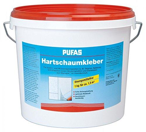 Pufas Hartschaumkleber Polystyrol- und Hartschaumplatten 8KG