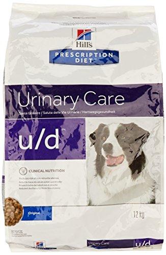 Hill's Prescription Diet Canine u/d, 1er Pack (1 x 12 kg)