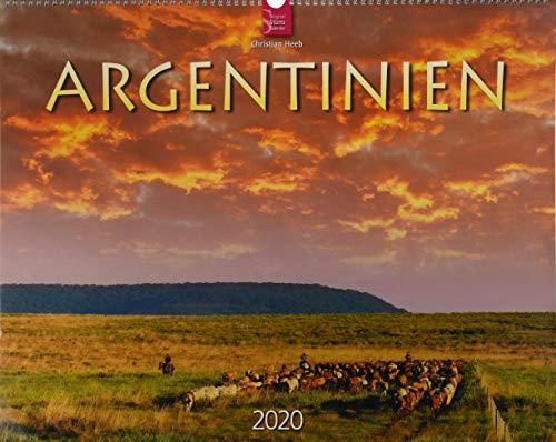 Argentinien: Original Stürtz-Kalender 2020 - Großformat-Kalender 60 x 48 cm