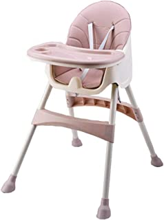 Multifunctional Collapsible Portable Baby Chair To Eat Dining Table And Chair, Adjustable And Easy To Install Environmenta...