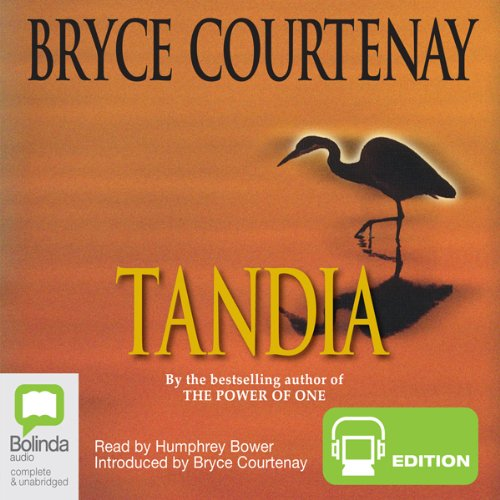 Tandia audiobook cover art
