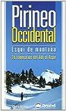 Pirineo occidental - esqui de montaña - 35 itinerarios (adi-aspe)