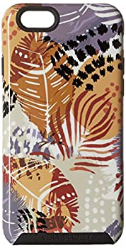 Vera Bradley Women s Hybrid Phone Case for iPhone 6/6s Painted Feathers