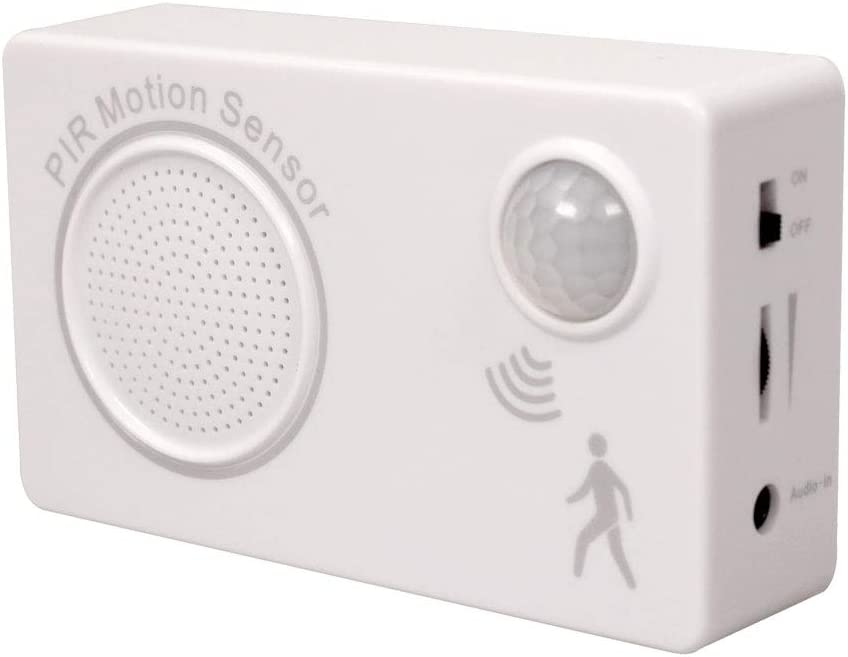nfrared Motion Sensor Activated Sound Player, Audio Download