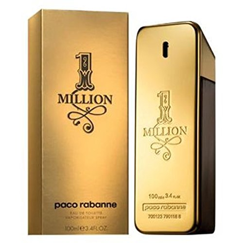 PERFUME PARFÜM FÜR MANN MAN RABANNE ONE MILLION 1 POUR HOMME 200 ML 6,7 OZ 200ML EDT EAU DE TOILETTE SPRAY ORIGINAL