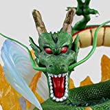 kyman 20cm Dragon Ball Anime Statue Shenron Figura de acción Shenron Decoraciones Modelo Souvenir Collectibles Toys Toys For Gift Shenron (Color : Details)