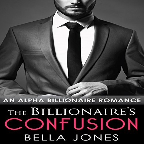 The Billionaire's Confusion audiobook cover art