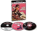 ベイビー・ドライバー 4K ULTRA HD & ブルーレ...[Ultra HD Blu-ray]