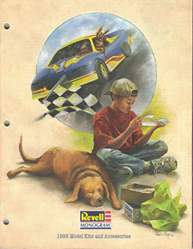 Revell Monogram Catalog, 1998 Model Kits and Accessories
