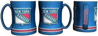 ny rangers coffee mug