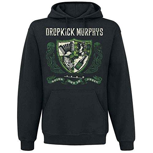 Dropkick Murphys - Going Out In Style Kapuzenpullover, schwarz, Grösse S