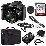 Best Superzoom Cameras - Panasonic Lumix DC-FZ80 4K Digital Camera, 18.1 Megapixel Review