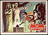 1966 Topps # 3 The Menacing Mummy (Card) VG/EX