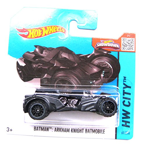 Hot Wheels Batman Arkham Knight Batmobile 61/250 1:64 by Hot Wheels
